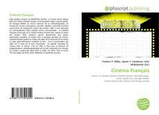 Bookcover of Cinéma Français