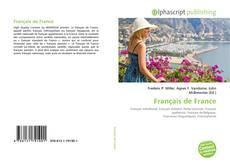 Bookcover of Français de France