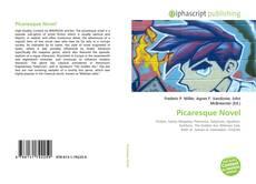 Обложка Picaresque Novel