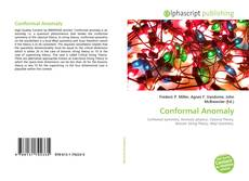 Bookcover of Conformal Anomaly