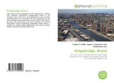 Kingsbridge, Bronx kitap kapağı