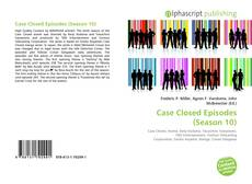 Bookcover of Case Closed Episodes (Season 10)
