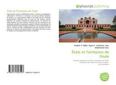 Bookcover of États et Territoires de l'Inde