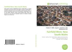 Bookcover of Fairfield West, New South Wales