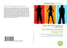 Capa do livro de Case Closed Episodes (Season 14)