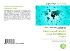 Bookcover of International Satellite Cloud Climatology Project