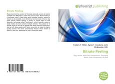 Bookcover of Bitrate Peeling