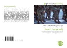 Buchcover von Ann E. Dunwoody
