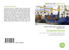 Bookcover of Evergreen Marine