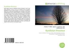 Couverture de Kurdistan Province