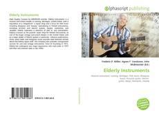 Buchcover von Elderly Instruments
