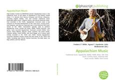 Bookcover of Appalachian Music