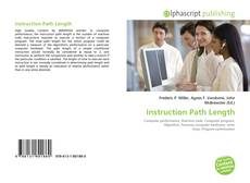 Bookcover of Instruction Path Length