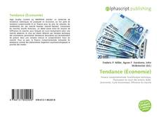 Portada del libro de Tendance (Économie)
