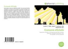 Bookcover of Économie d'Échelle