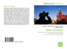 Bookcover of Bakar of Georgia