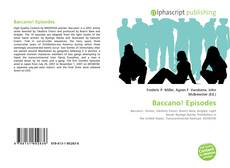 Bookcover of Baccano! Episodes
