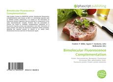 Bookcover of Bimolecular Fluorescence Complementation