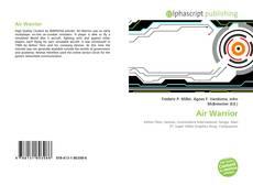 Air Warrior kitap kapağı
