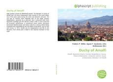 Обложка Duchy of Amalfi