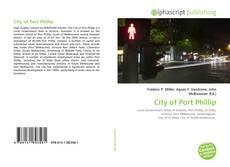 City of Port Phillip kitap kapağı