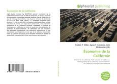 Bookcover of Économie de la Californie