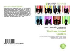 First Love Limited Episodes kitap kapağı