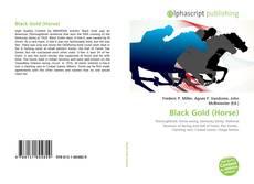 Black Gold (Horse) kitap kapağı