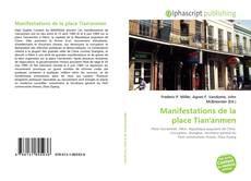 Bookcover of Manifestations de la place Tian'anmen
