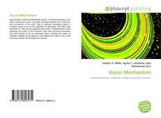 Bookcover of Kozai Mechanism