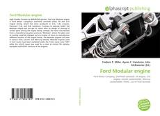 Обложка Ford Modular engine
