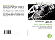 Ford Modular engine的封面