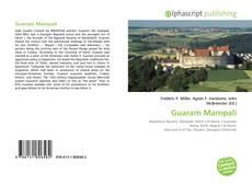 Bookcover of Guaram Mampali