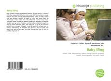Bookcover of Baby Sling