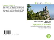 Bookcover of Agrippina of Slavonia
