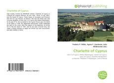 Portada del libro de Charlotte of Cyprus
