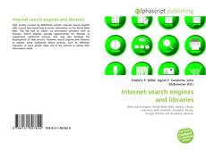 Bookcover of Internet search engines and libraries