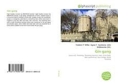Bookcover of Gin gang