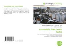 Bookcover of Annandale, New South Wales