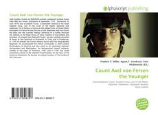 Count Axel von Fersen the Younger kitap kapağı