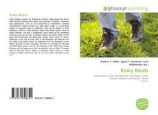 Copertina di Kinky Boots