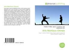 Buchcover von Arts Martiaux Chinois