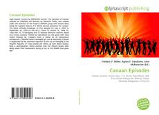 Bookcover of Canaan Episodes