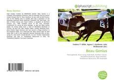 Обложка Beau Genius