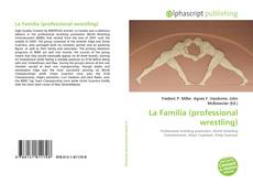 Capa do livro de La Familia (professional wrestling)