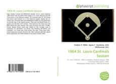 1964 St. Louis Cardinals Season kitap kapağı