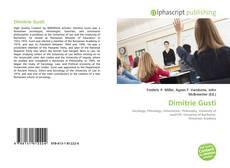Bookcover of Dimitrie Gusti