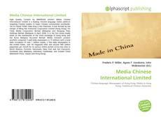 Media Chinese International Limited的封面