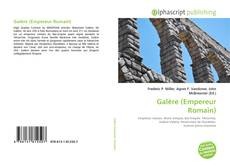 Bookcover of Galère (Empereur Romain)