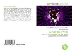 Обложка Alexander O'Neal